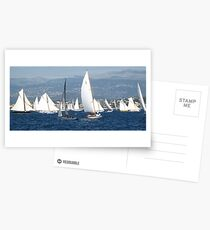 FROM THE SEA TO THE LAND, FROM THE LAND TO THE SEA.CANNES-FRANCIA -EUROPA- All rb Group of Boats and Sailing lovers -  VETRINA RB EXPLORE 16 OTT.2012 Postcards