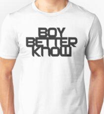 boy better know logo t shirt unisex t shirt - Cheap Christmas Shirts