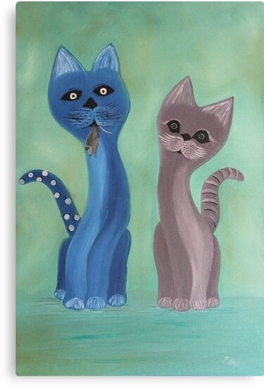 The Cats by Pavlina