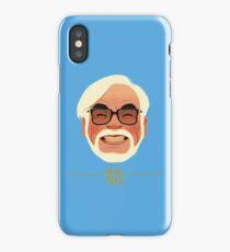 miyazaki iPhone Case