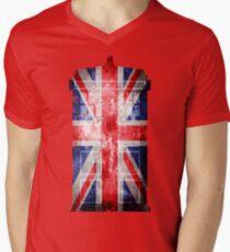 Tardis Union Jack T-Shirt