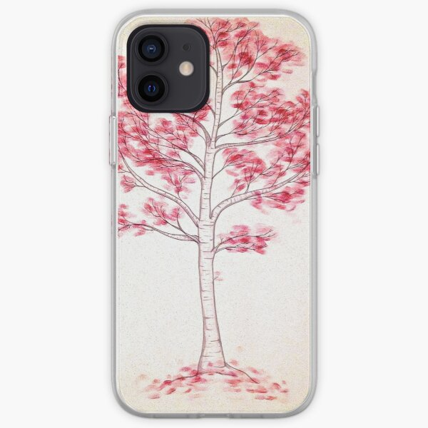 Birch Kiss iPhone Soft Case