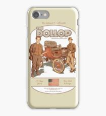 DOLLOP We Sign Cars (t-shirt) iPhone Case/Skin