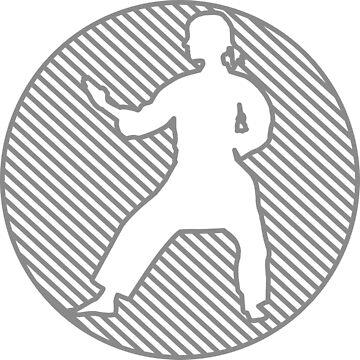 Karate Girl by hasseroberto