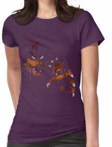 Snatchin 'yo princess up Womens Fitted T-Shirt