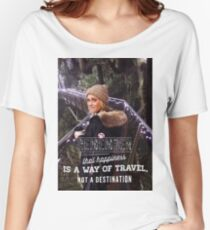 Eliza Taylor Women's Relaxed Fit T-Shirt