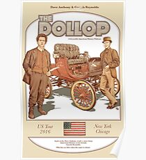 DOLLOP We Sign Cars (poster) Poster