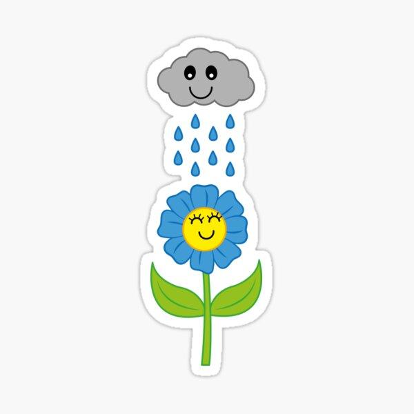 Happy Rain Sticker