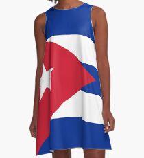 Cuba A-Line Dress
