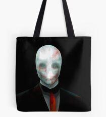 Slenderman Tote Bag