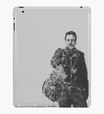 Negan - The Walking dead iPad Case/Skin