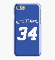 Allen Jesus Shuttlesworth  iPhone Case/Skin
