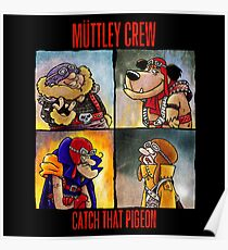 Muttley Crew Poster