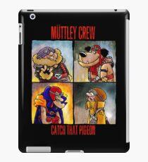 Muttley Crew iPad Case/Skin