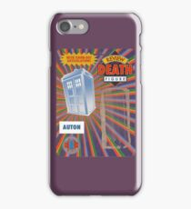 'The Review of Death' Knob-Out Articulation iPhone Case/Skin
