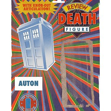 'The Review of Death' Knob-Out Articulation by GarrattJohn