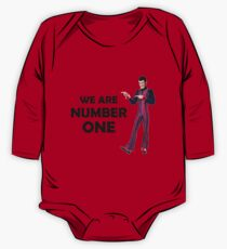 We Are Number One One Piece - Long Sleeve