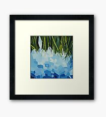 Grass Framed Print