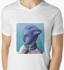 Dr. Liara T'Soni Men's V-Neck T-Shirt