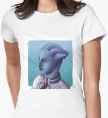 Dr. Liara T'Soni Womens Fitted T-Shirt