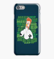 Meep Fella iPhone Case/Skin