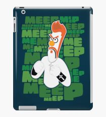 Meep Fella iPad Case/Skin