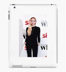 sophie turner iPad Case/Skin