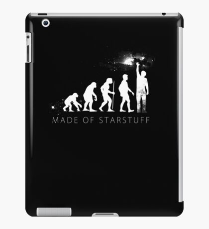 We are made of star stuff iPad Case/Skin