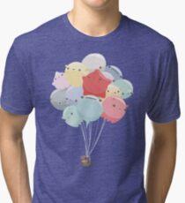 Balloon Animals Tri-blend T-Shirt