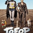 TOFOP ReLAx (poster) by James Fosdike