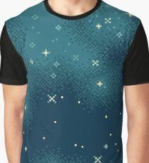 Northern Skies IV Graphic T-Shirt