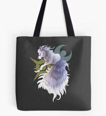 Shiny Alolan Ninetales Tote Bag