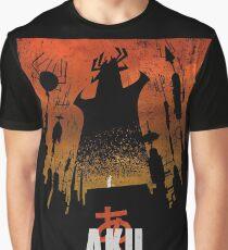Akaiju Graphic T-Shirt
