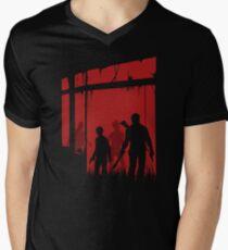 Last people Men's V-Neck T-Shirt