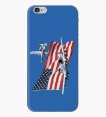 US Flag Aith A10's iPhone Case