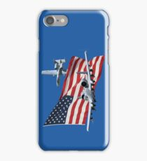 US Flag Aith A10's iPhone Case/Skin