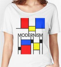 Modernism Women's Relaxed Fit T-Shirt