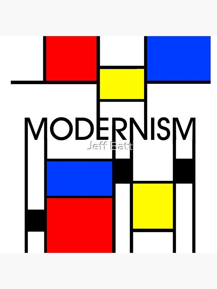 Modernism by jbattdesign