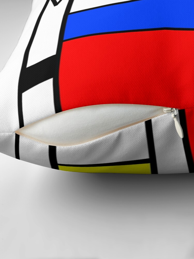 Alternate view of Modernism Throw Pillow
