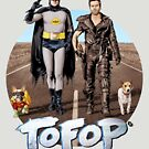 TOFOP ReLAx (t-shirt) by James Fosdike