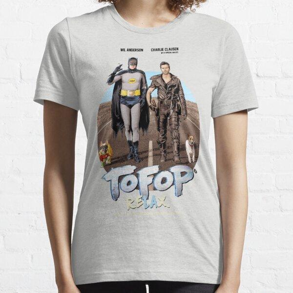 TOFOP ReLAx (t-shirt) Essential T-Shirt