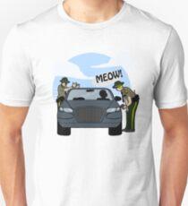 Do I look like a cat, boy? T-Shirt