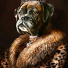 Ruby the Beautiful Boxer by carpo17