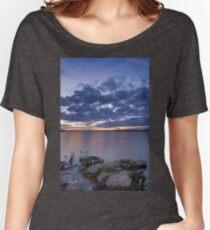 Tranquil Senset Women's Relaxed Fit T-Shirt
