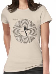The Courteeners Womens Fitted T-Shirt