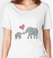 Elephant Hugs Baggyfit T-Shirt
