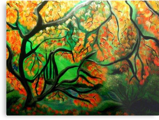 Serenity in Color by Karen L Ramsey