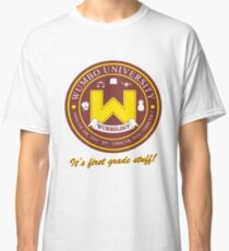 Wumbology Univiversity Classic T-Shirt