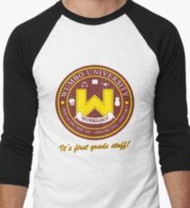 Wumbology Univiversity Men's Baseball ¾ T-Shirt