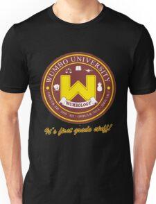 Wumbology Univiversity Unisex T-Shirt
